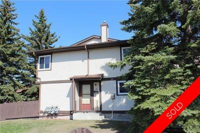 Calgary Townhouse for sale:  3 bedroom 970 sq.ft. (Listed 2018-07-07)